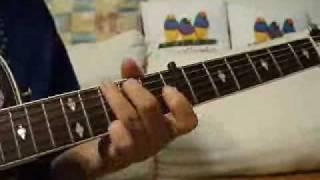 Jim Croce - Alabama Rain - Guitar Solo