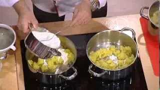 Métodos de Preparação e Confeção de Guarnições - Aula 5 - Chefs' Academy
