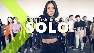 JENNIE - SOLO (Muffin Remix) HAZEL Choreography.