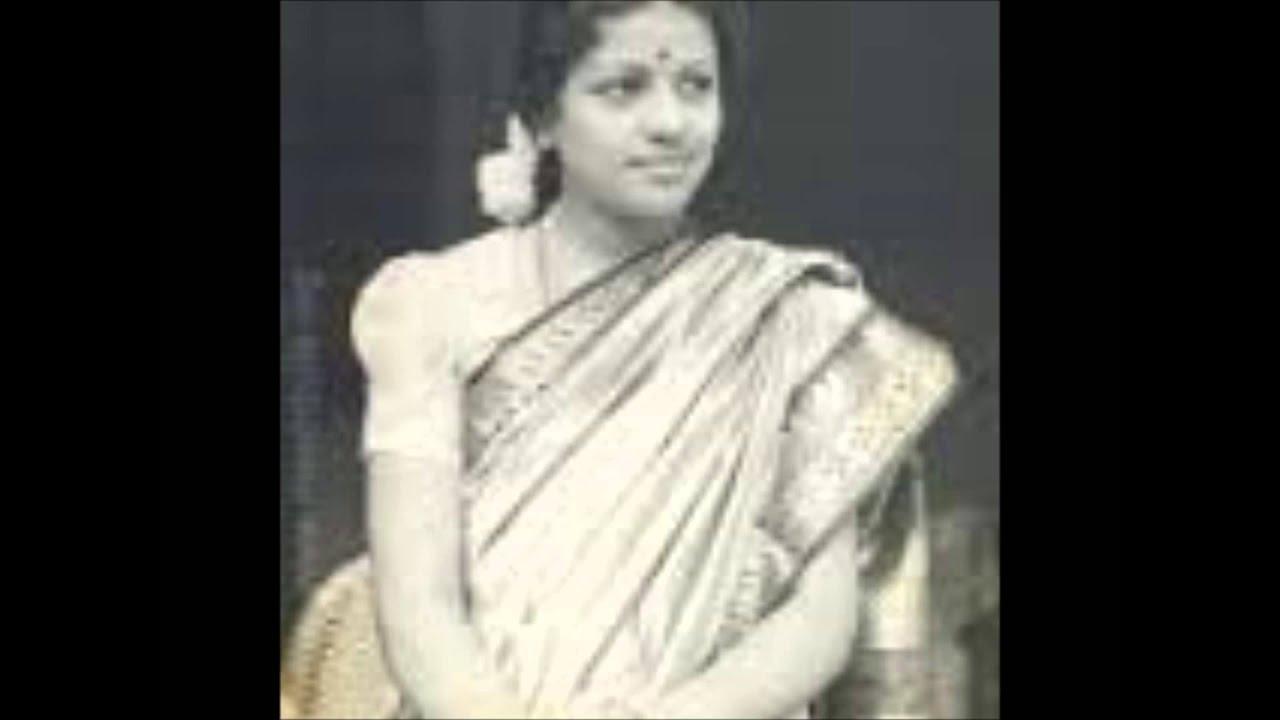 M S Subbulakshmi Ettukkudi Velanadi 78 rpm