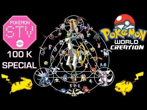 Download Youtube: Pokémon World Creation (100K Special)