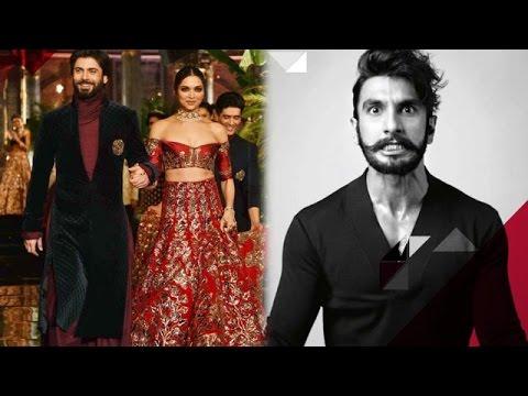 Deepika Padukone Chooses Fawad Khan Over Ranveer Singh?   Bollywood Gossip