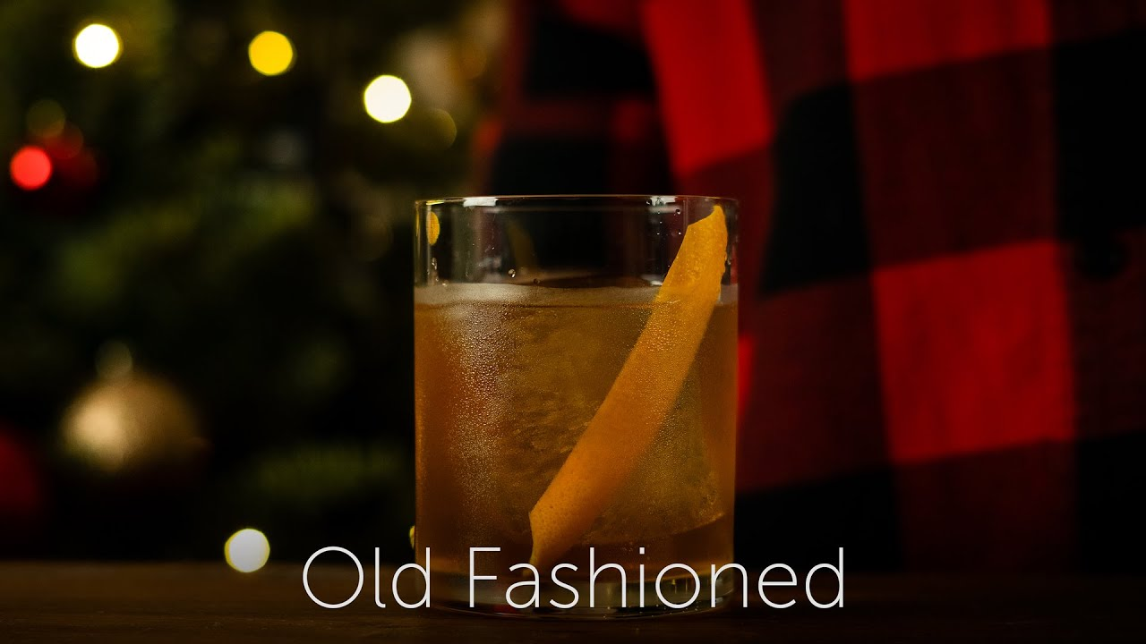 Old Fashioned | 12 Days of Cocktails - Day 06