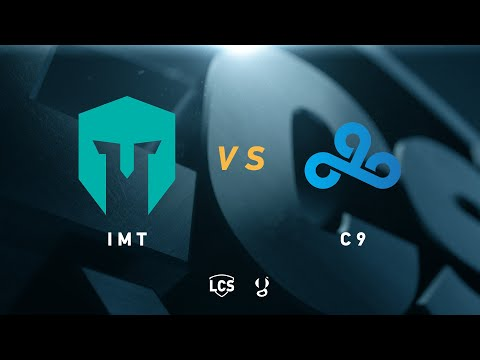 LCS Summer 2020 - C9 vs IMT - W3D3