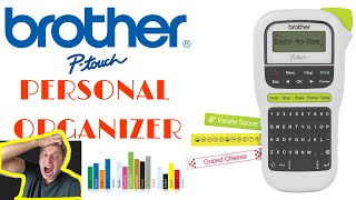 Brother P-touch® PT-H110 | WATCH THIS VIDEO BEFORE YOU BUY