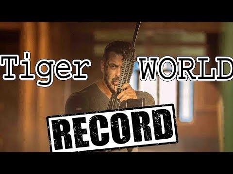 Tiger Jinda hai Trailer Become WORLD Record Hollywood All Record Breake Bhaijan PBH News
