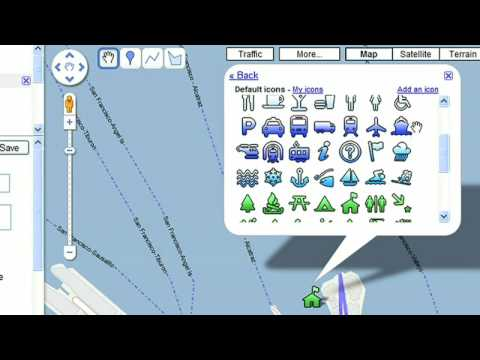 How To Create A My Map In Google Maps YouTube - Map my walk online