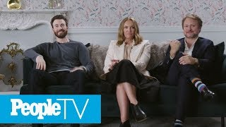 Chris Evans Raving About 'Hereditary' To Toni Collette | PeopleTV | Entertainment Weekly