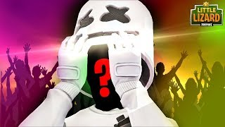 MARSHMELLO *FACE REVEAL* in Fortnite!