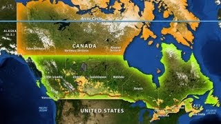 Canada's Geographic Challenge