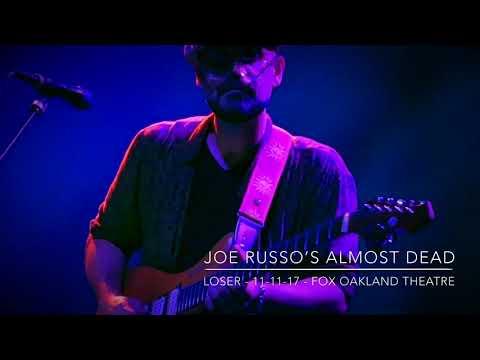 Joe Russo's Almost Dead - Loser - Fox Oakland Theatre 2017