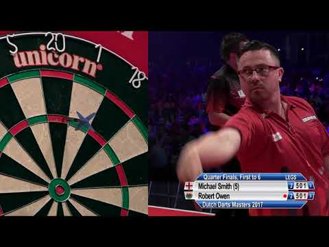 Dutch Darts Masters 2017 - QF - Michael Smith v Robert Owen