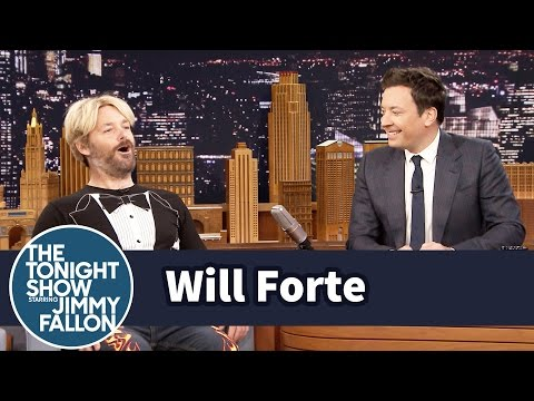 Jimmy Gets a Visit from His Cousin Brian Dunning (Will Forte)