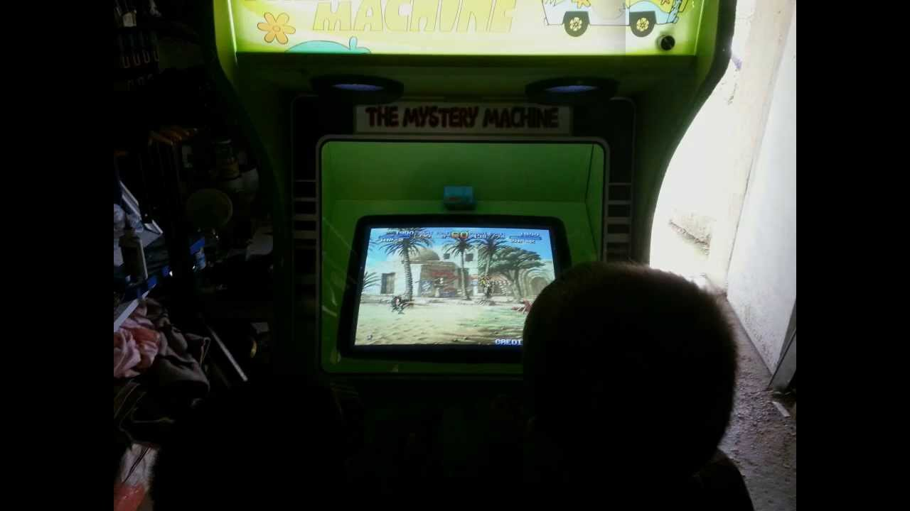 Borne Arcade Mame Mamecab Ians Web Page
