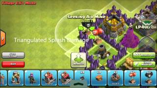 Clash of Clans - Xây Town Hall 8 bẫy Hog - Part 1
