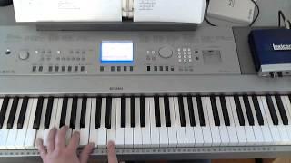 *Tutorial* Naruto Shippuden - Samidare (Early Summer Rain) - Piano