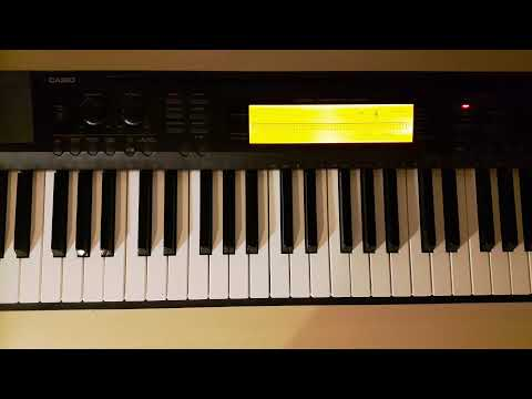 B9 - Piano Chords - How To Play