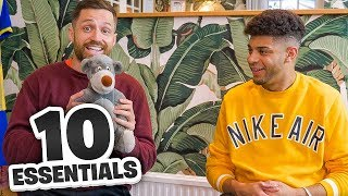 10 THINGS SPENCER OWEN CAN'T LIVE WITHOUT | 10 ESSENTIALS