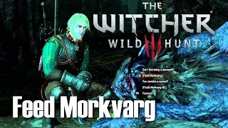 The Witcher 3: Wild Hunt - Feed Morkvarg - Death March