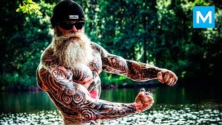 53-YEAR-OLD Viking - Juan Rekers | Muscle Madness