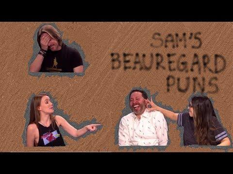 Sam's Beauregard Puns | Critical Role Highlight
