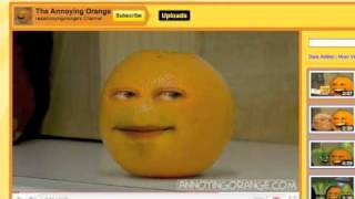 Annoying Orange wazzup ringtone