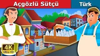 Açgözlü Sütçü  Masal dinle  Türkçe peri masallar