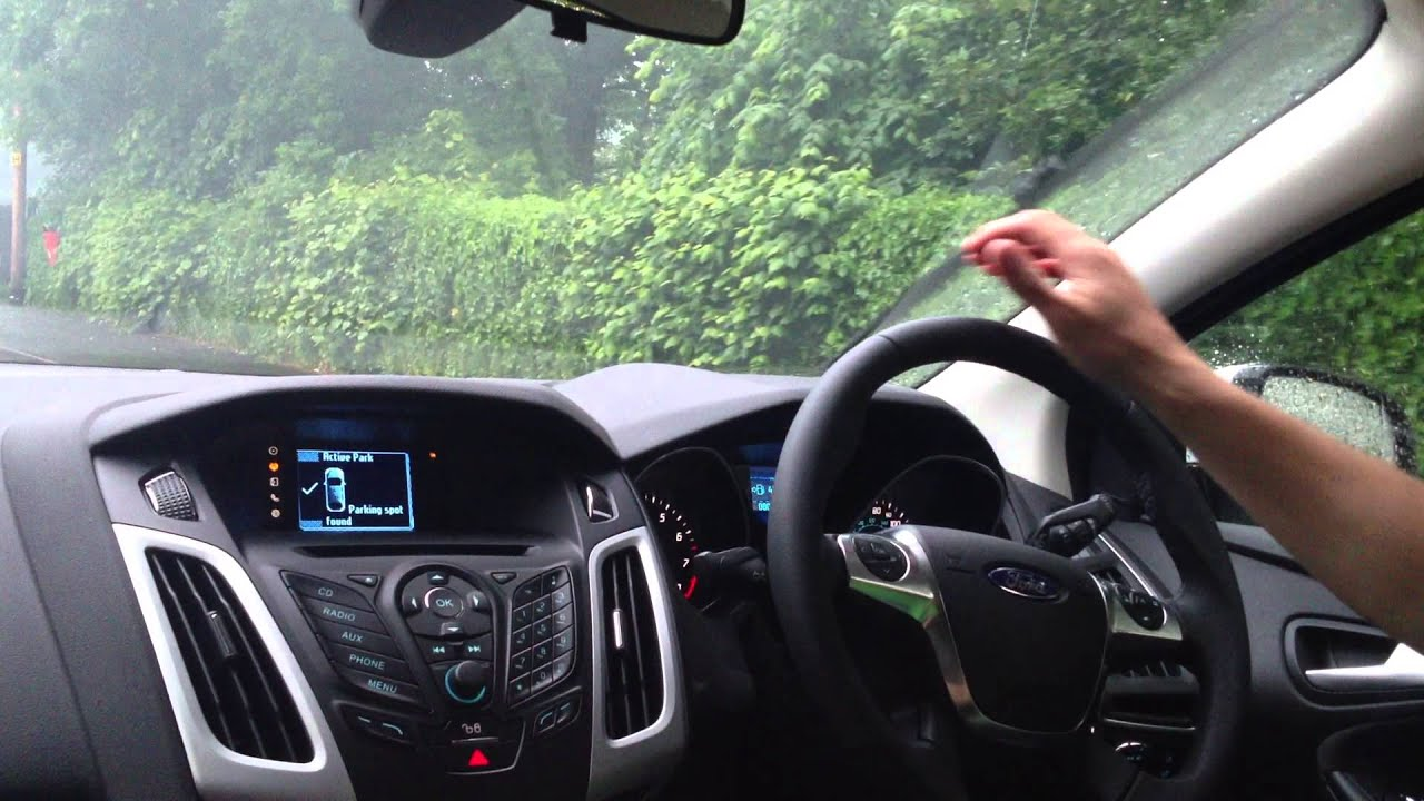 Car that drives its self - Ford Parking Pilot & Car that drives its self - Ford Parking Pilot - YouTube markmcfarlin.com