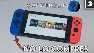 No compres este Joy-Con porque dañará tu Nintendo Switch | Tocby