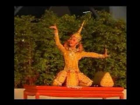 Thai La-Korn-Nog classicle dance1