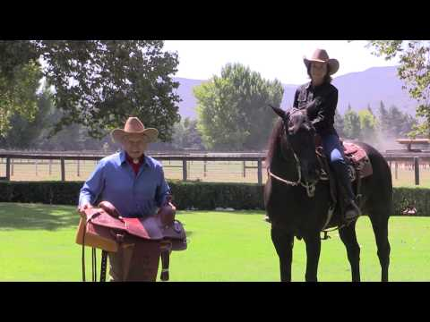 Pat Roberts takes home trophy saddle from the Santa Barbara Fiesta Horse Show!