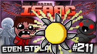 The Binding of Isaac: Afterbirth - CHAIN BEAM BEYBLADES! (Eden Streak 51 - Episode 211)