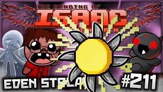 The Binding of Isaac: Afterbirth - CHAIN BEAM BEYBLADES! (Eden Streak 51 - Episode 211)