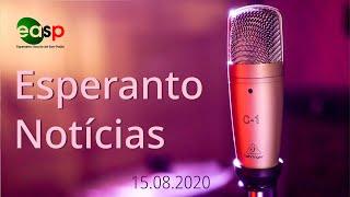 EASP Esperanto Noticias 15 08 2020
