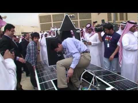 Al-Imam Muhammad Ibn Saud Islamic University-solar Car