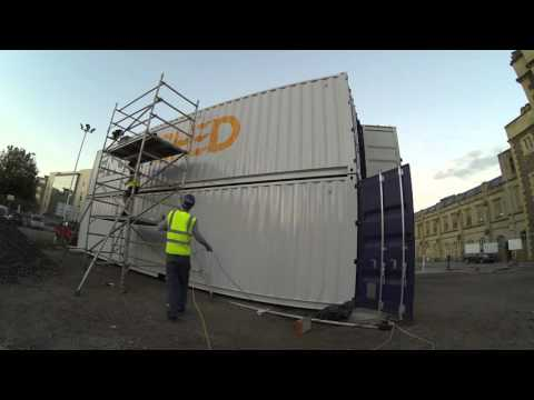 Engine Shed time lapse