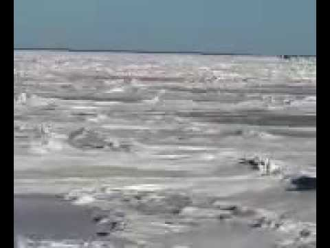 Red Lake Ice Conditions