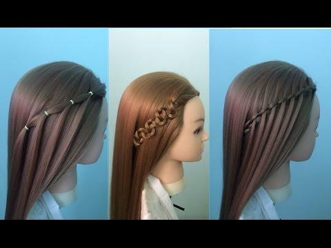 AnaTran - 3 kiểu tóc dễ làm tại nhà ĐI HỌC - ĐI CHƠI