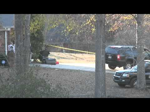 Double homicide in Hinds County, Mississippi
