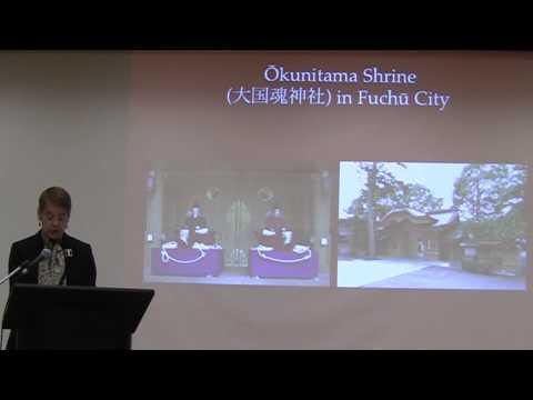 2013 John Howes Lecture in Japanese Studies - Professor Helen Hardacre