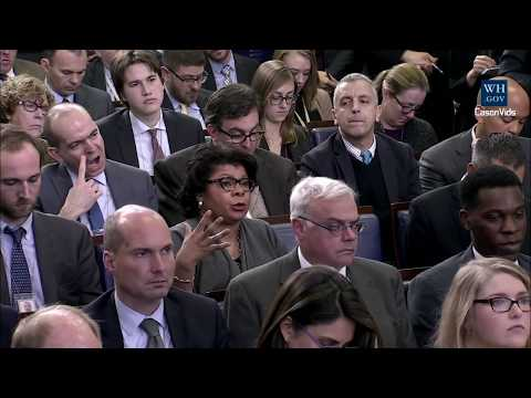 Download Youtube: Sarah 'Huckabee' Sanders Press Briefing on Rex Tillerson & Trump's tweets