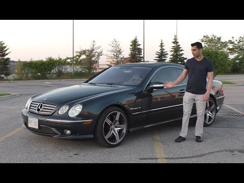 Mercedes CL55 AMG Review, Test Drive and Common Problems