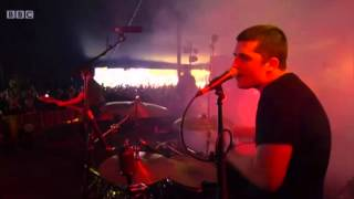 Baby Strange - Young Folks (Cover) Live Radio One Big Weekend 2014