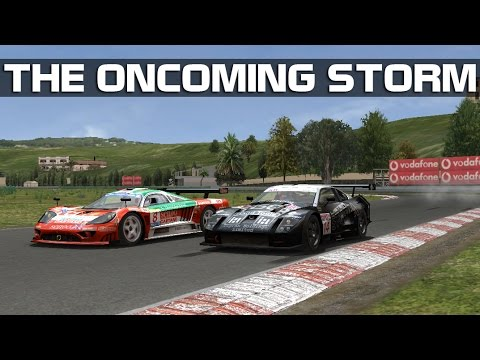 GTR 2 - The Oncoming Storm (Lister Storm @ Enna Pergusa)