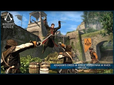Assassin's Creed Rogue River Valley Land Gameplay Gamescom 2014 HD new