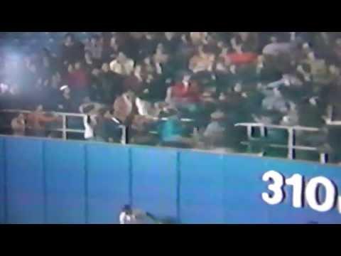 Carl Yastrzemski Two Home Runs Yankee Stadium!
