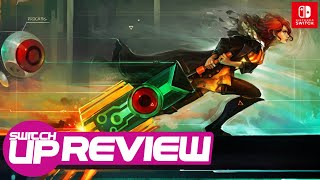 Transistor Switch Review - PERFECT ON NINTENDO SWITCH?? #Transistor