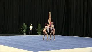 Julia, Marina e Ana Karoline  - Dinâmica - 11-16 anos