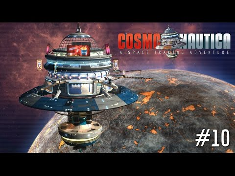 Cosmonautica Gameplay - #10 - Walkthrough - Let's Play - PC•720p•60fps