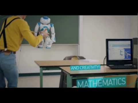 NAO robot for Secondary Education